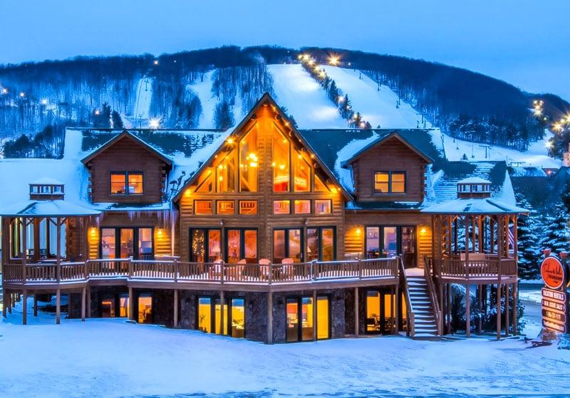Winter in Deep Creek   Taylor-Made Deep Creek Vacations & Sales