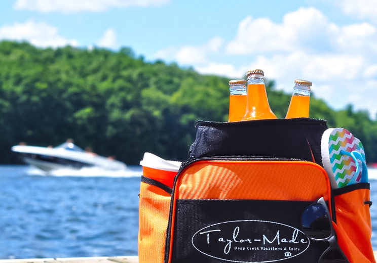Summer in Deep Creek | Taylor-Made Deep Creek Vacations & Sales