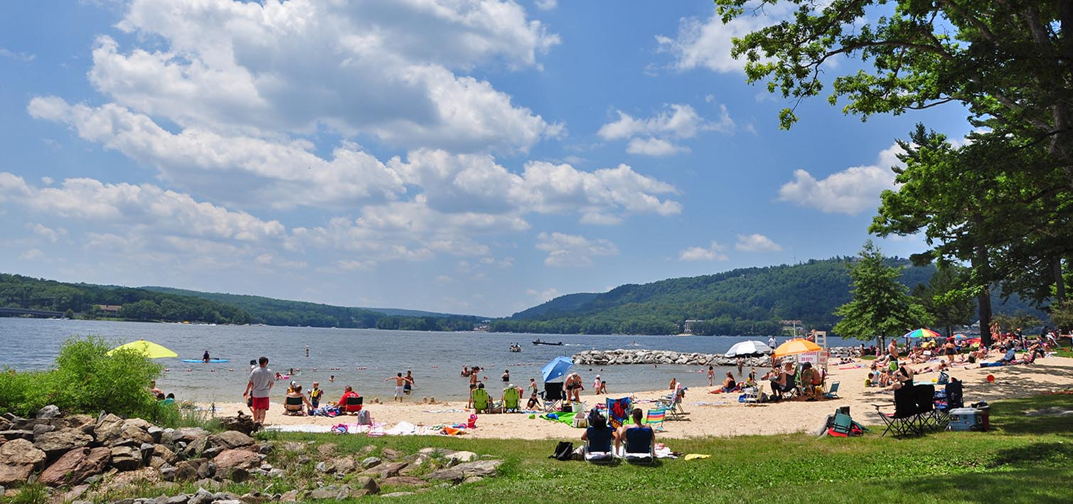Deep Creek Lake State Park Beach