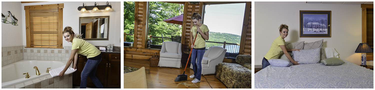 deep creek lake housekeeping taylor made deep creek vacations sales